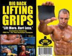 Big Back Lifting Grips - $4.95