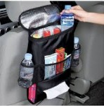 Insulated Auto Seat Back Organizer - $8 Shipped