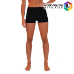 6-Pack Ladies Boy Short Panties - $14.99