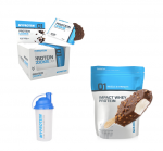 2.2LB Whey + Protein Cookies Box + Shaker - $32 w/MYPROTEIN Coupon