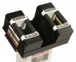 PowerBlock  Adjustable Dumbbell Set (2.5LB-50LB) - $229