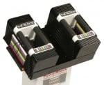 PowerBlock  Adjustable Dumbbell Set (2.5LB-50LB) - $229