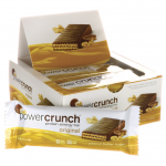 Box of 'Power Crunch' Protein bars - <span>$12</span>