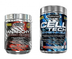 Cell-Tech HYPER BUILD (5 in 1 Post Workout)  + Anarchy PWO 60sv - $34.99!