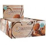 12/pk Quest Protein Bars - <span> $20 Shipped</span>