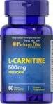 L-Carnitine Fat Burner (60 caps) - $2.5ea w/ Puritan Coupon