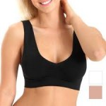 3-Pack of Total Comfort Bras - $12.99 Shipped