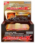 12/pk MuscleMaxx Bars - $12.50ea