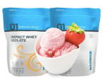 5.5LB Whey Protein Isolate - $28 w/ MYPROTEIN Coupon