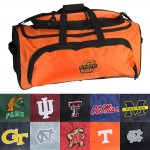 "NCAA Heavy Duty 27"" Sports Duffle Bag - $16.99 Shipped"