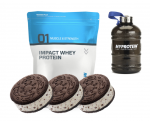 2 x 5.5LB Whey Protein - $62.99 (Mix & Match - 24 flavors) w/ MYPROTEIN Coupon