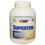 5LB GAT Supertein Protein - $34 Shipped w/ iHerb Coupon