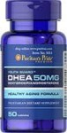DHEA 50 mg (100 caps) - $5.99ea