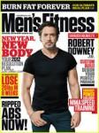 Men's Fitness Magazine - $4.95