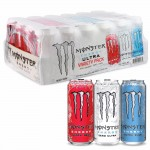 24 x 16oz Monster Energy Drink - <span> $32.98 Shipped </span>