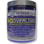 N.O. Overload Pre Workout - $12.99