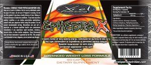 Ephedra Supplements