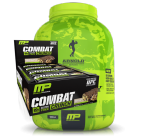 1.5LB Iron Whey + Combat Crunch Bars (box) - $24.99