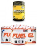 2 X FUEL Pre Workout (30s each) + Man Iso Amino (30s) - $45.99 + Free Shipping