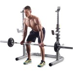 Gold's Gym XRS 20 Olympic Workout Rack - $87 + Free Shipping!
