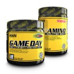 MAN Sports GAME DAY + Iso-Amino - $38.99