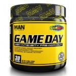 MAN Sports - GameDay Pre Workout - $17.5ea w/ A1Supplements Coupon