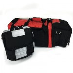 Expandable Duffel Bag w/ Built-In Cooler - $9.49