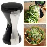 Veggetti Vegetable Slicer + Recipe Book -  <span> $7.99 Shipped</span>
