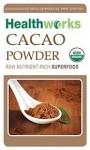Healthworks Raw Certified Organic Cacao Powder - $10.50 Shipped