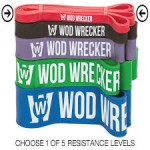 Wod Wrecker Pull Up Assist Band - <span> $9.99  Shipped </span>