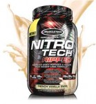 2LB MuscleTech Nitro Tech Isolate Protein - <span> $20 </span>  w/Bodybuilding Coupon