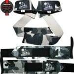 Wrist Wraps + Lifting Straps Bundle (2 Pairs) - <span> $16.99  Shipped </span>
