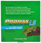 12/pk Promax LS Lower Sugar Protein Bars - <span> $11 </span>  w/ Vitacost Coupons