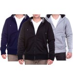 Heavy Sherpa Lined Hooded Jacket -  <span> $19.99 Shipped</span>