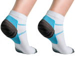 3-Pairs Unisex Compression Socks - $14.99 Shipped