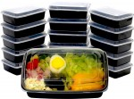 16/pk Reusable Meal Containers -  <span> $11.87 Shipped</span>