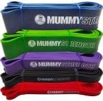 MummyStrength Pull Up Bands - <span> $9.99 Shipped</span>