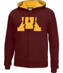 NCAA Hoodies -  <span> $14.99</span>