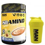 NEW - ISO-AMINO Coffee Creamer BCAA - <span> $14.99 + Free Shaker</span>