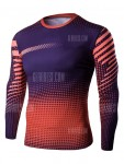 3D Print Long Sleeve Sporty T-Shirt - <span>$11 + Free Shipping</span>