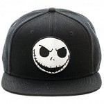 Jack Skellington Snapback Hat - <span> $18.99 Shipped</span>