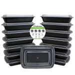 15-Pack Bento Lunch Boxes <span> $11.99 Shipped </span>
