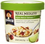 Quaker Real Medleys Oatmeal - <span> $1.50</span>