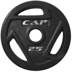 CAP Barbell Olympic Grip Plate - <span> $16.99 Shipped </span>