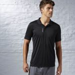 Reebok Workout Ready Polo  - <span> $22 Shipped</span> w/ Coupon