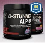 BETANCOURT - D-Stunner Alpha +  BCAA+ stack - <span> $29.99</span>