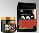 8LB - 100% Gold Standard + Gold Standard PWO - <Span>$64.99 Shipped! </Span> w/ Vitamin Shoppe Coupon