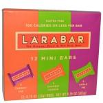 5/pk Larabar Lara bars  -  <span> $0.40 </span> w/ iHerb Coupon