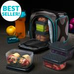 Jaxx FitPak Meal Prep Bag - <span> $25</span> w/ Coupon