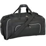 Duffel with Wet Shoe Pocket - <span> $9.97 </span>